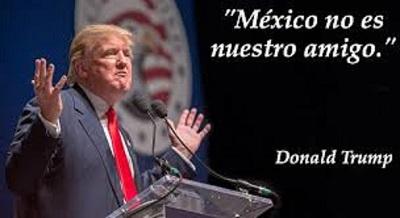 Donald Trump Un ser hecho de racismo y contradicción ElitealaSanjaBarbariealPoder
