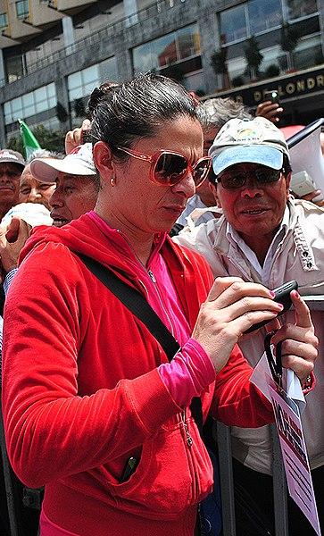363px-Ana_Gabriela_Guevara_-_Marcha-mitin_en_defensa_del_petróleo_(cropped)